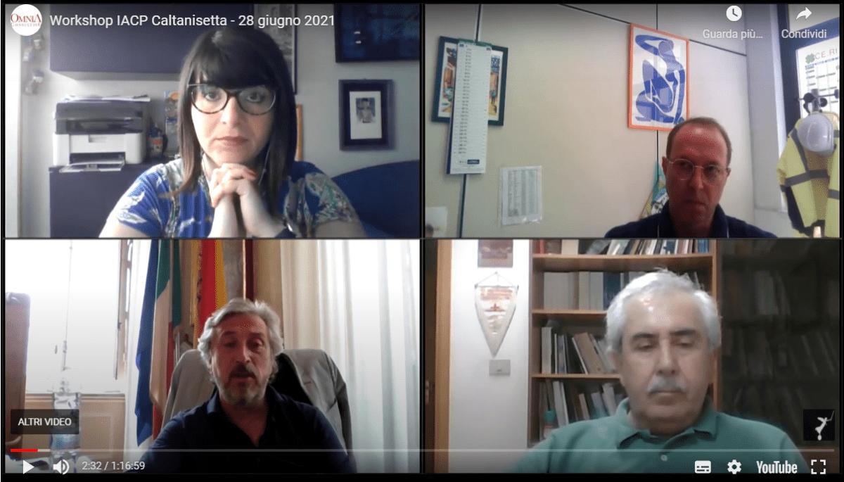 Video / Il workshop online sull'avanzamento lavori del progetto Via Mazzini Social Home